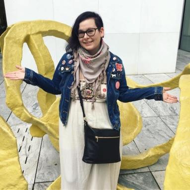 Me at MoMA