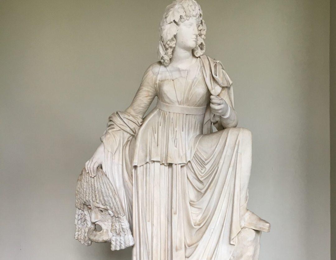 Melponeme, Greek Muse of Tragedy